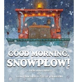 Scholastic Good Morning, Snowplow!