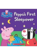 Scholastic Peppa's First Sleepover