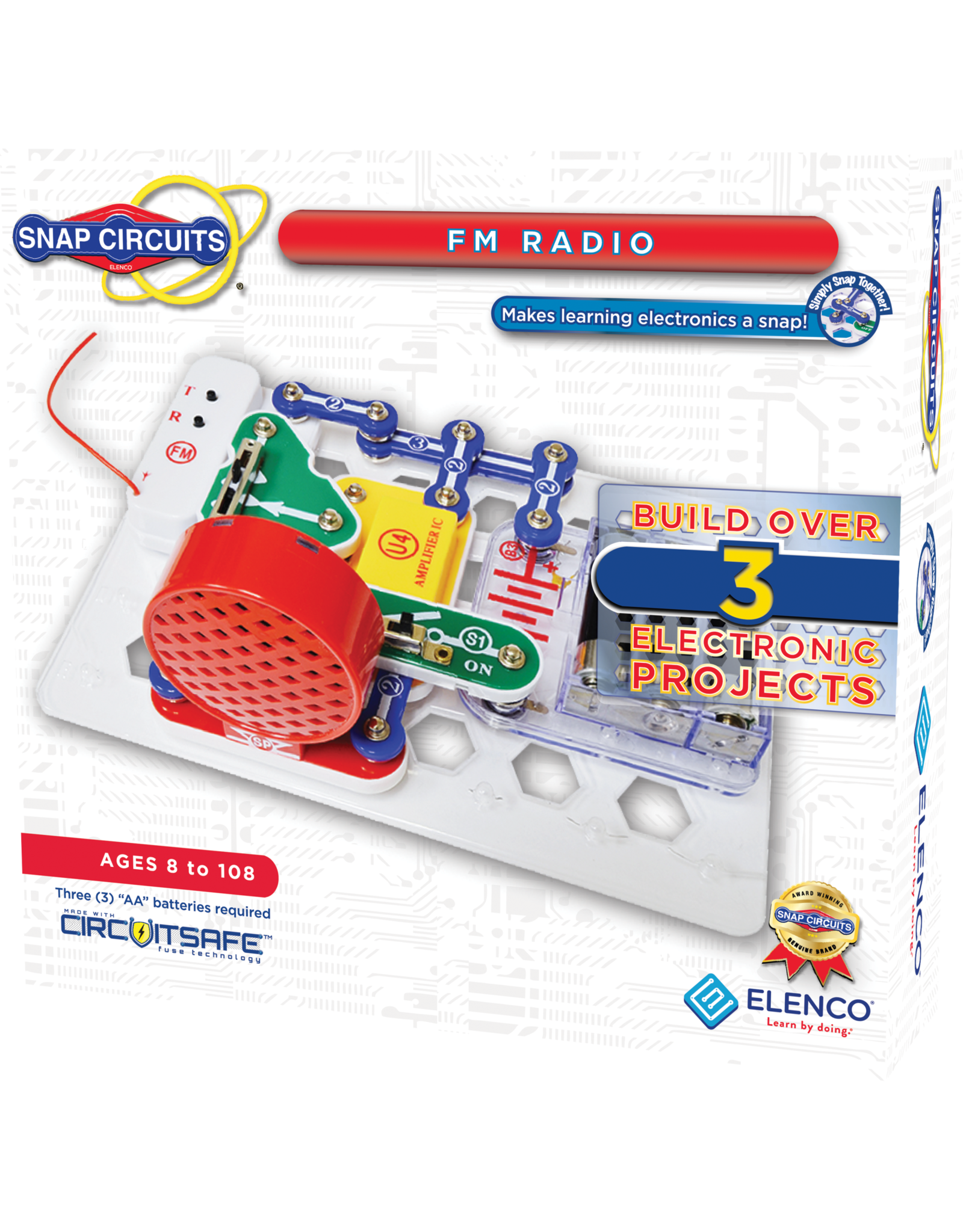SNAP CIRCUITS Snap Circuits FM Radio