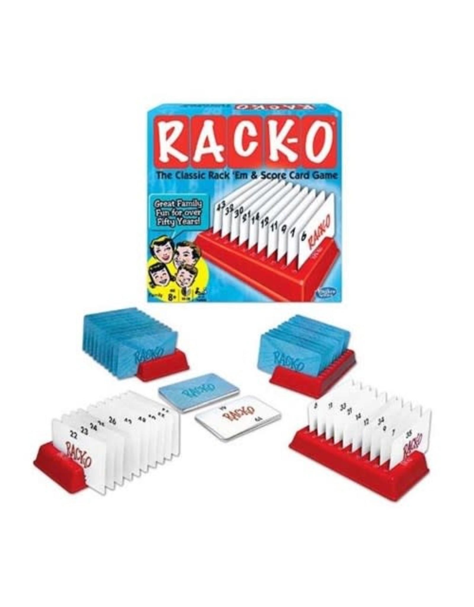 Rack-O Game