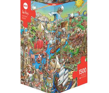 History River 1500pc Puzzle