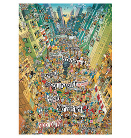 Heye Protest 2000pc Puzzle