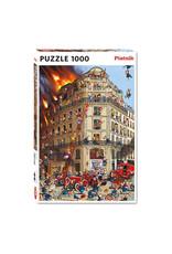 Piatnik Fire Brigade 1000pc Puzzle
