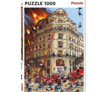 Fire Brigade 1000pc Puzzle