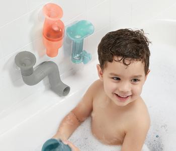 Boon TUBES Building Bath Toy