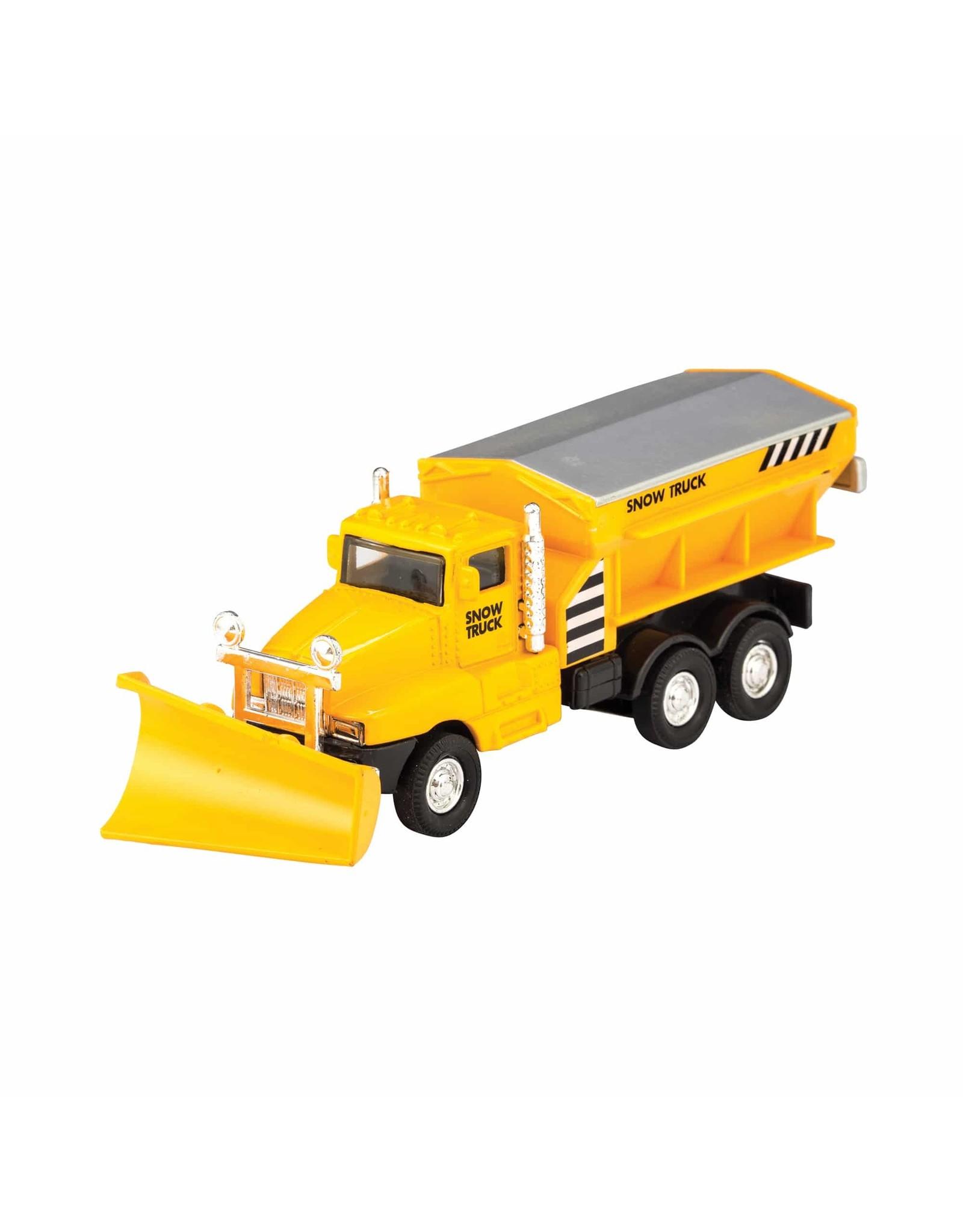 Schylling Die Cast Snow Plough Truck