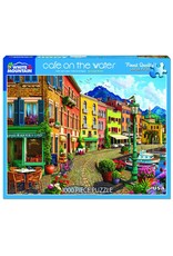 White Mountain Cafe on the Water 1000pc Puzzle