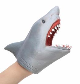Schylling Shark Stretchy Hand Puppet