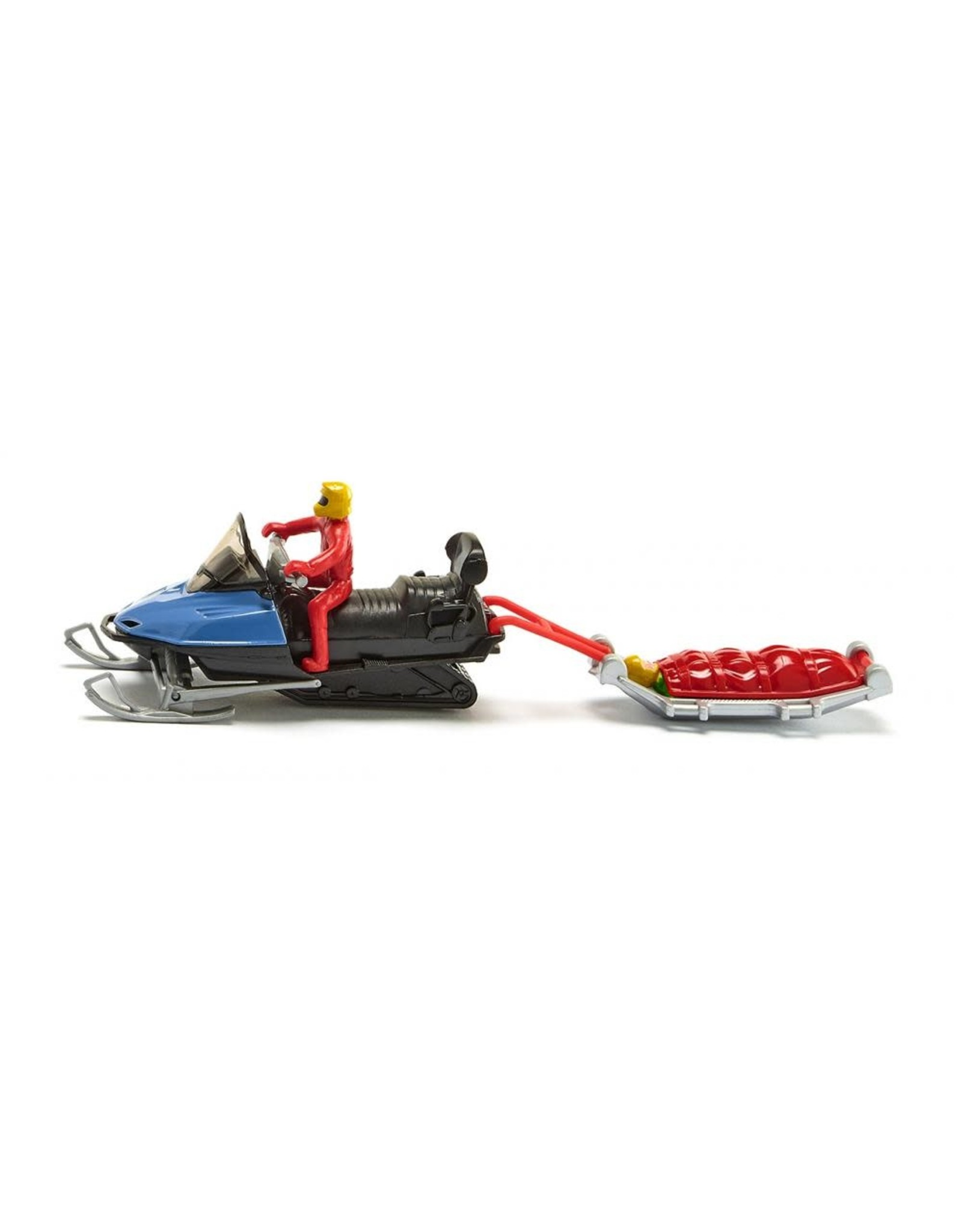 Siku Snowmobile with rescue sledge