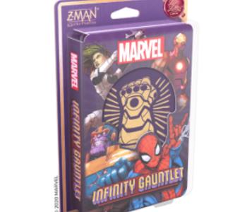 Marvel Infinity Gauntlet Game