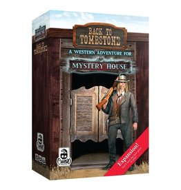 Mystery House Back to Tombstone Expansion