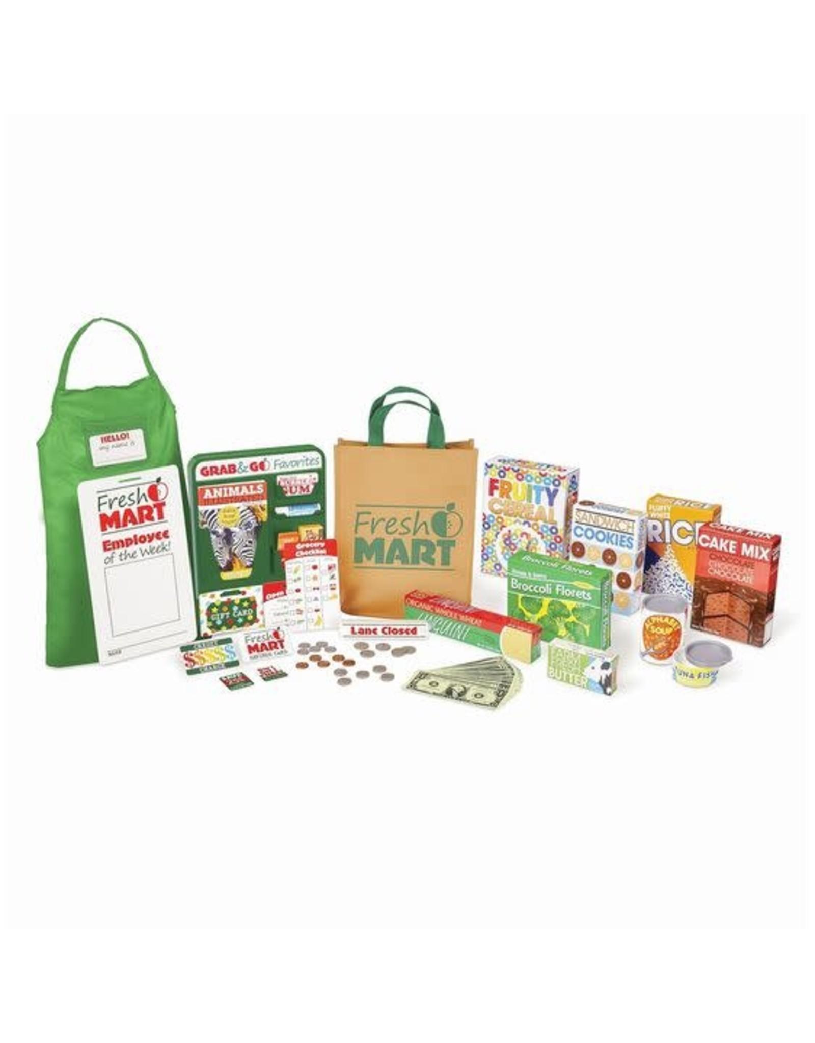 Melissa & Doug Fresh Mart Grocery Store Companion