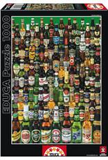 Educa Beers 1000pc Puzzle