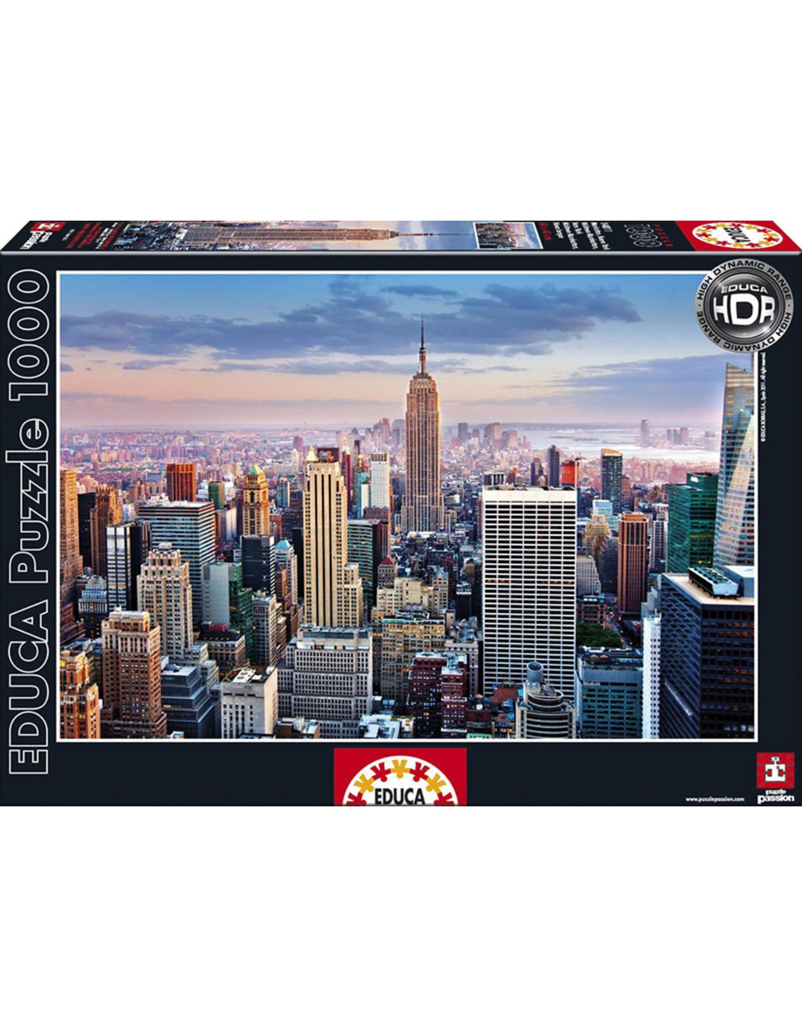 Educa Midtown Manhattan 1000pc Puzzle