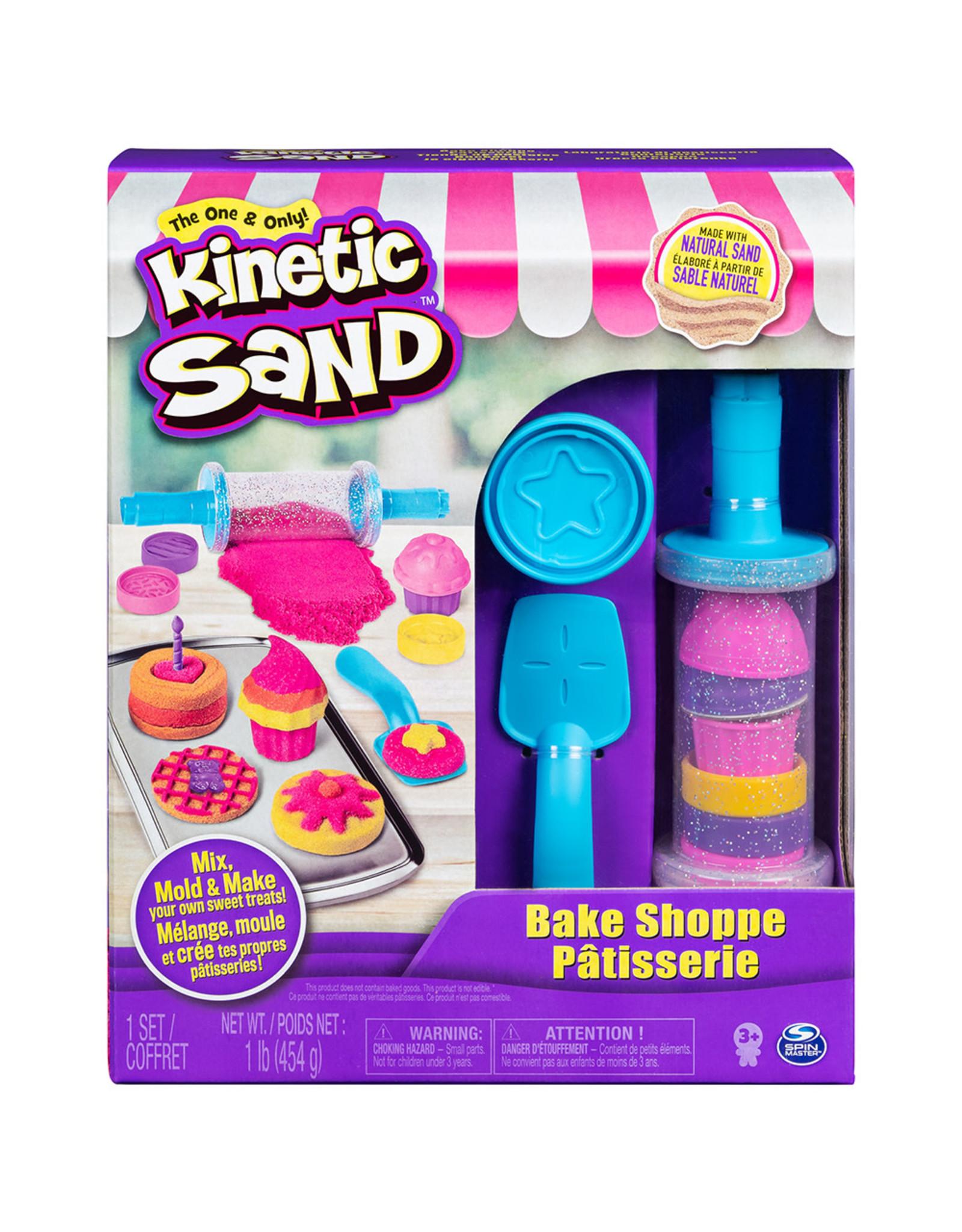 Kinetic Sand Bake Shoppe