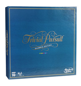 Hasbro Classic Trivial Pursuit