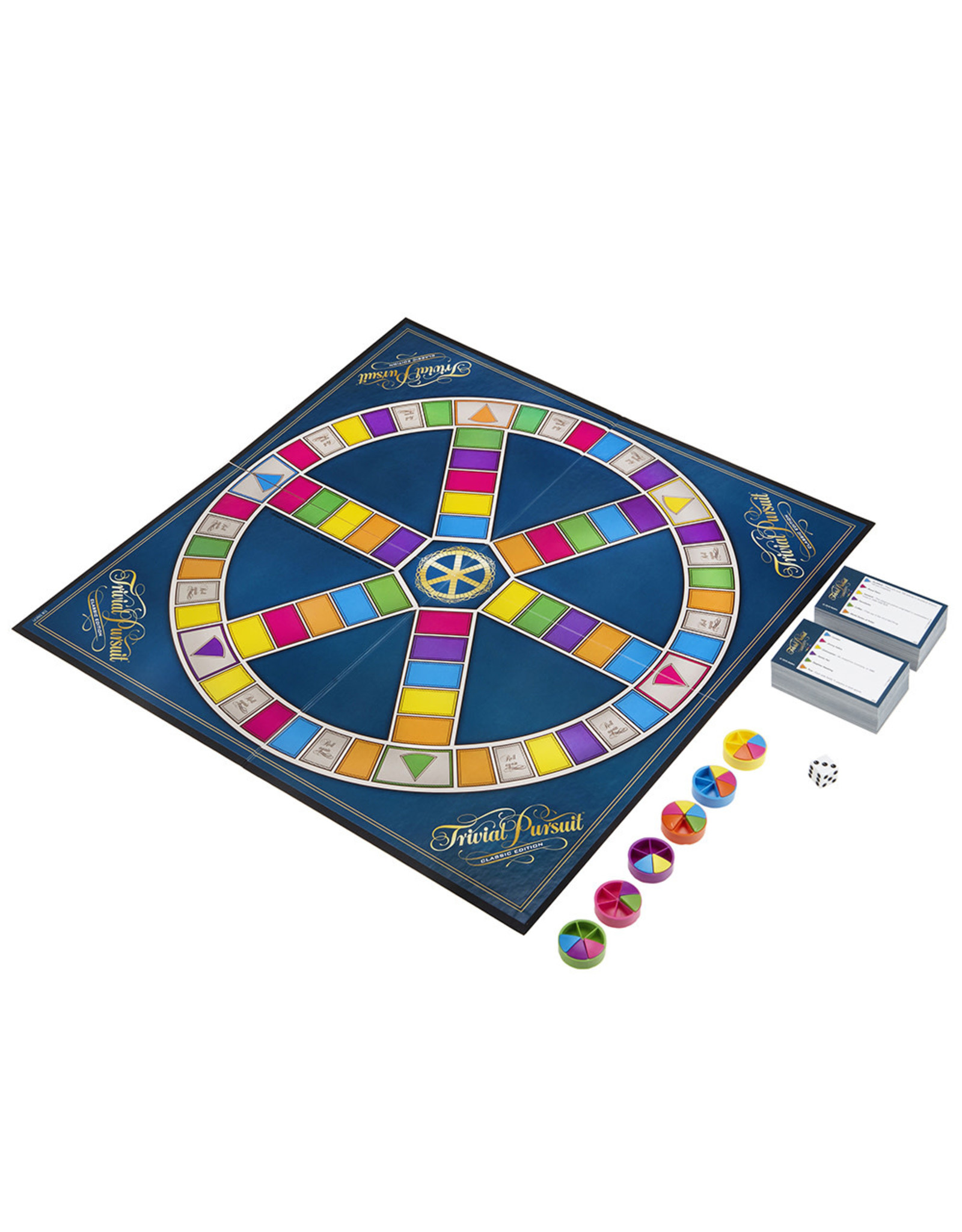 Hasbro Classic Trivial Pursuit