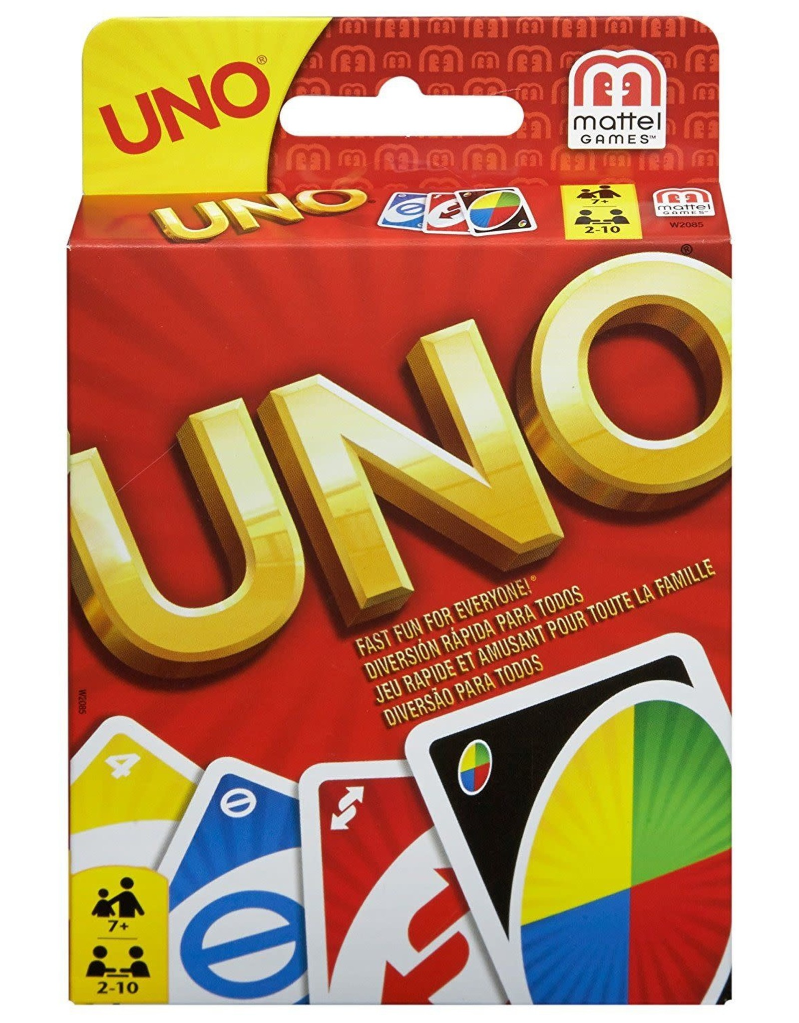 Uno Card Game Owls Hollow