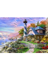 Educa Lighthouse at Rock Bay 1000pc Puzzle
