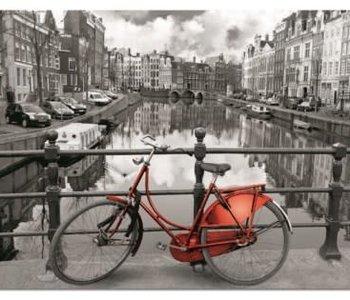 Black & White Amsterdam 1000pc Puzzle