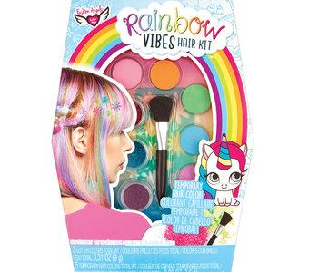 Fashion Angels Rainbow Vibes Hair Kit