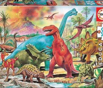 Dinosaurs 100pc Puzzle