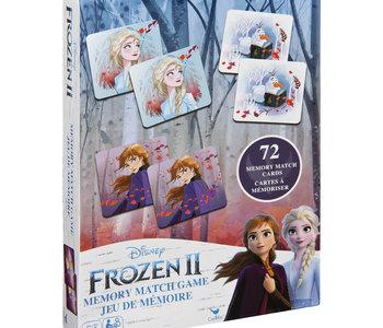 Frozen Memory Match Game