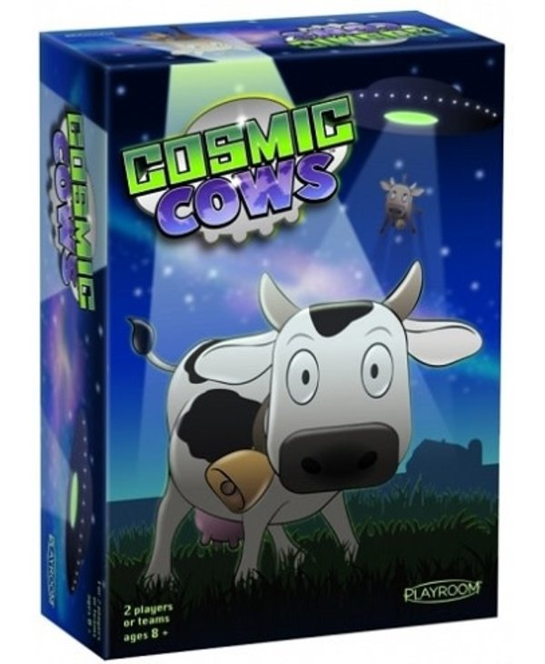 Cosmic Cows Game