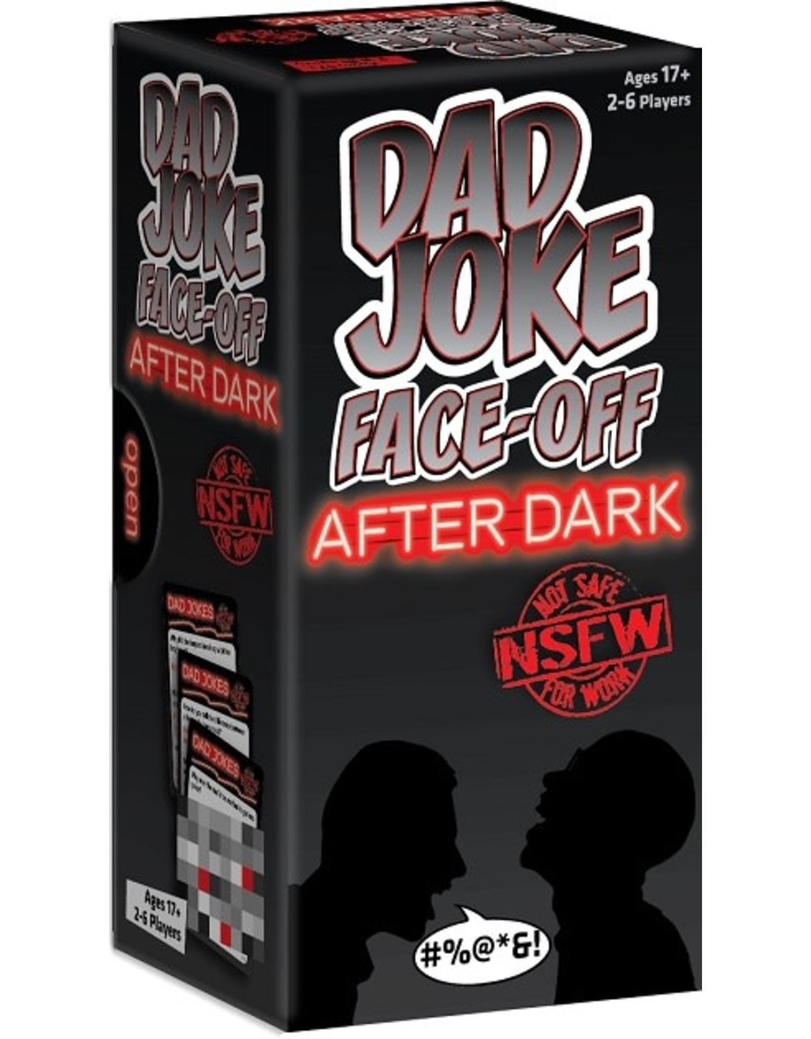 JJACKD Games DAD JOKE Face-Off After Dark