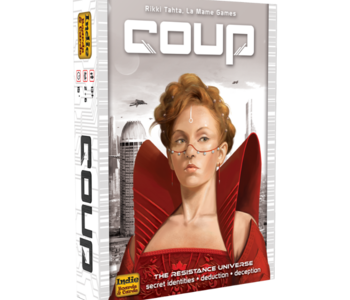 Coup - The Resistance Universe