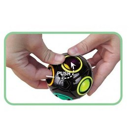 Duncan Duncan Color Shift Puzzle Ball Junior