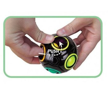 Duncan Color Shift Puzzle Ball Junior