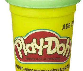 PLAY DOH Single Tub Light Green
