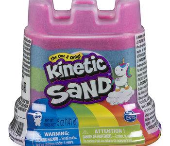 Kinetic Sand Rainbow Castle Single