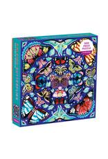 Mudpuppy Kaleido-Butterflies 500pc Puzzle