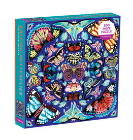 Mudpuppy Kaleido-Butterflies 500pc Puzzle
