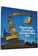 Chronicle Books Goodnight, Goodnight, Construction Site