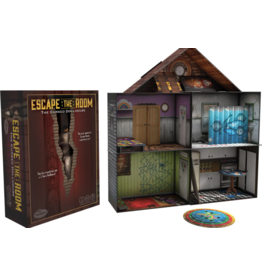 Think Fun Escape The Room - The Cursed Dollhouse