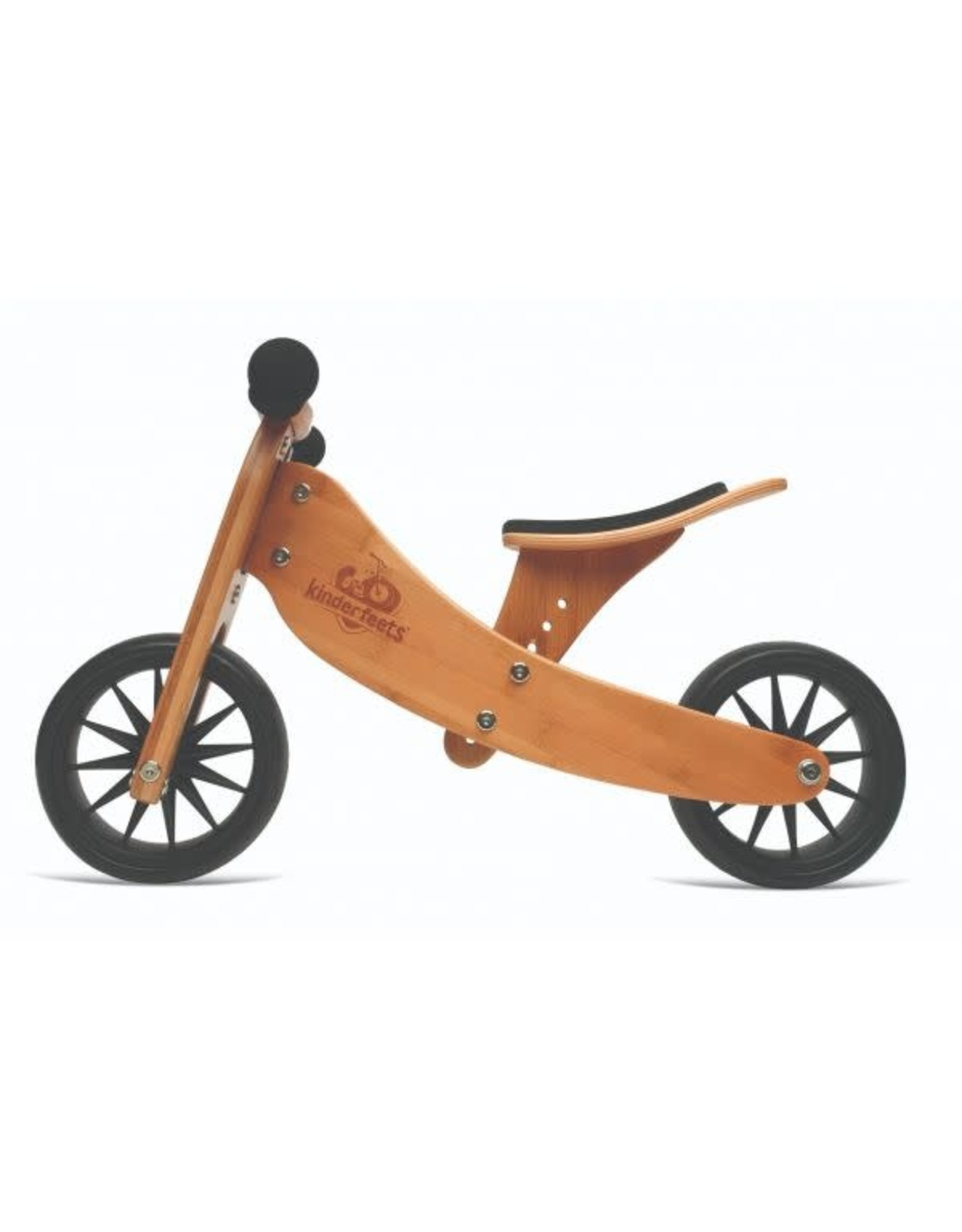 Kinderfeets Kinderfeets Tiny Tot Bamboo Balance Bike