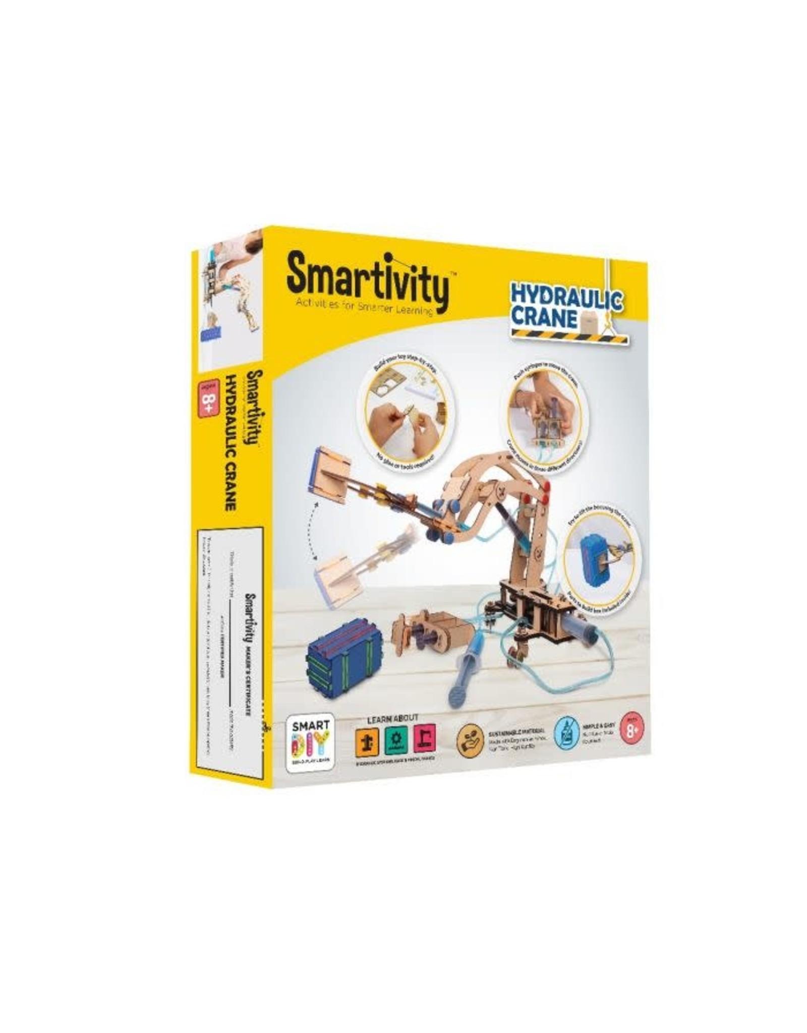 Smartivity Smartivity  Hydraulic Crane