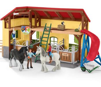 Horse Stable Farm World