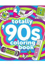 Penguin Random House Totally 90s Colouring Book