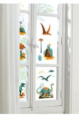 Djeco Dinosaur Window Stickers