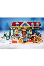 Christmas Toy Store Advent Calendar