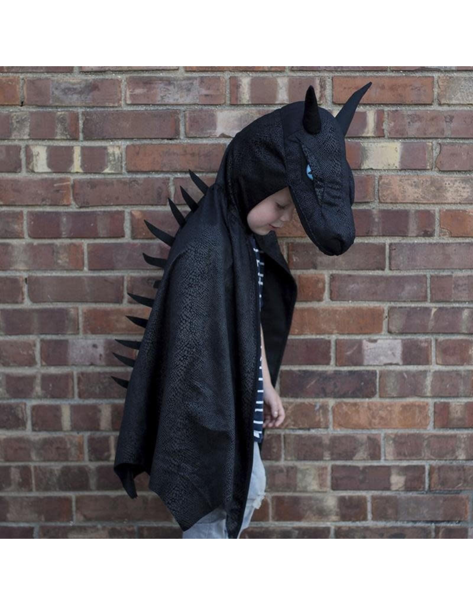 Great Pretenders Midnight Dragon Cape 5-6