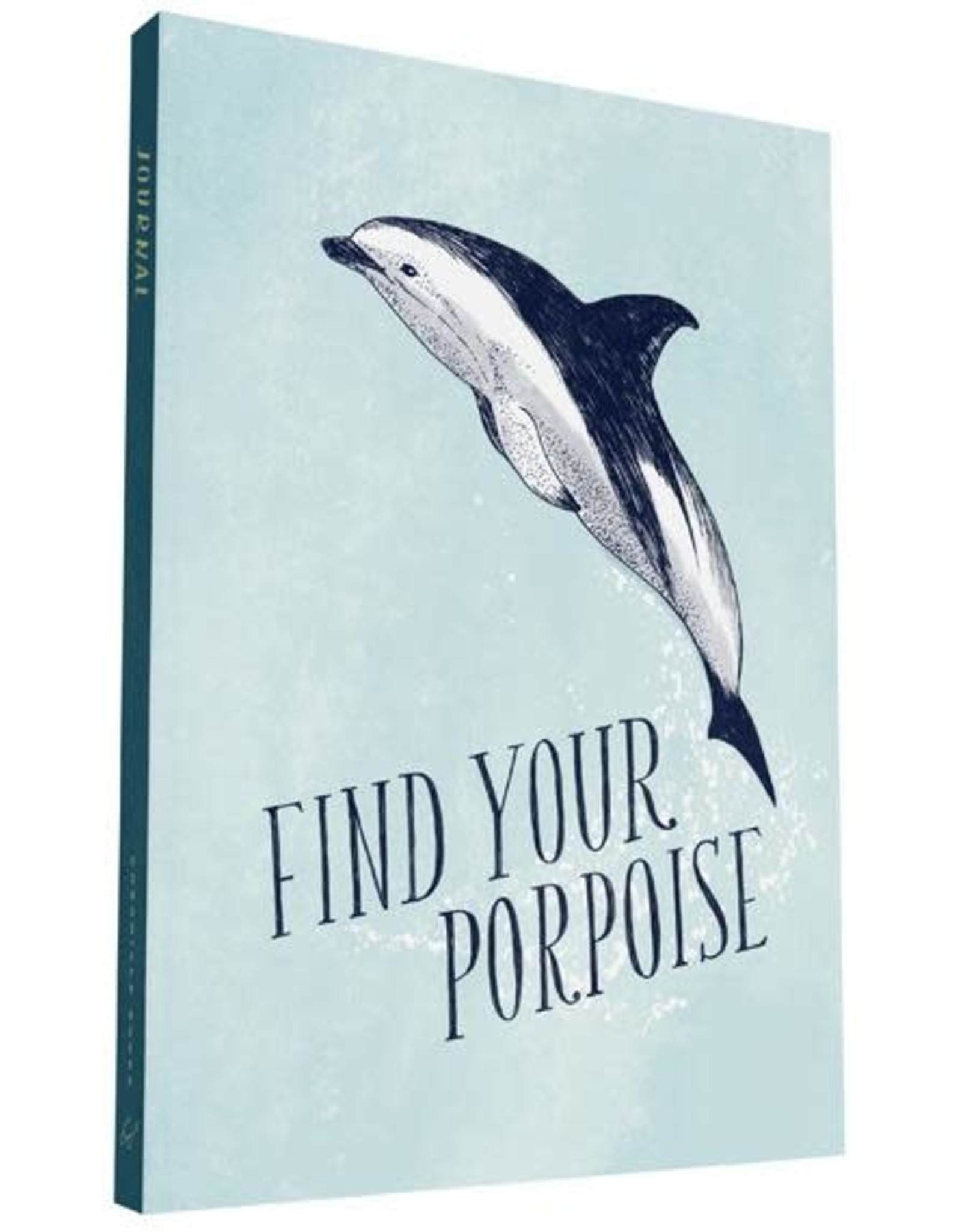 Chronicle Books Find Your Porpoise Journal