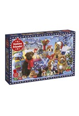 GIBSONS Festive Friends 150pc puzzle
