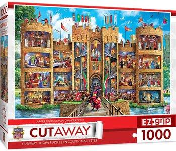 Medieval Castle 1000pc Puzzle