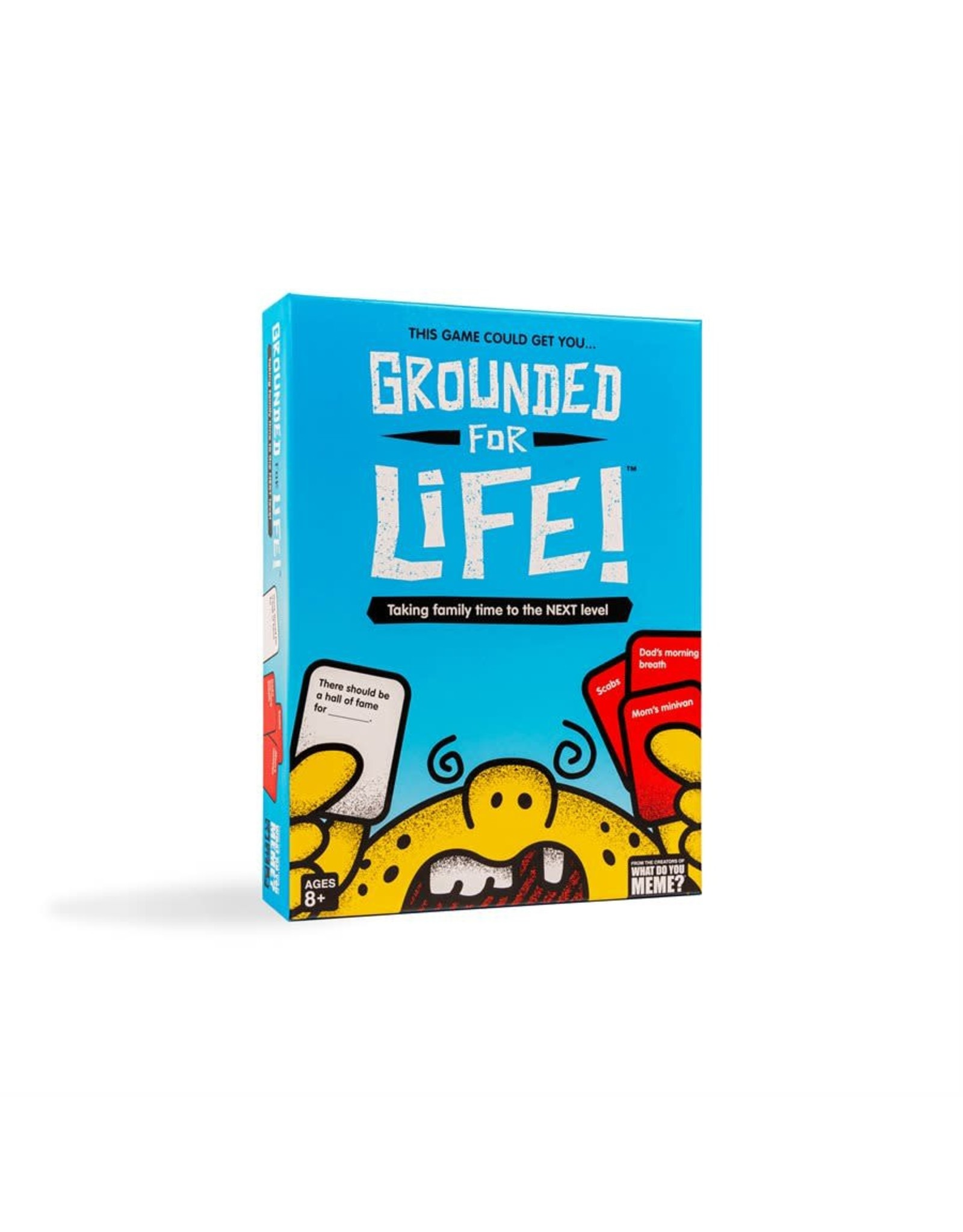 What Do You Meme Grounded For Life Game