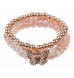 Great Pretenders Blush Crush Bracelet Set